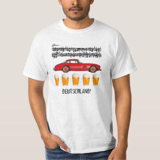 DEUTSCHLAND! World Cup Series by RebelFly T-Shirt