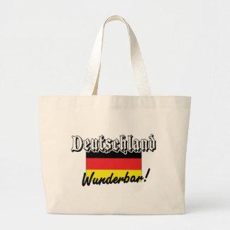 Deutschland Wunderbar Jumbo Tote Bag