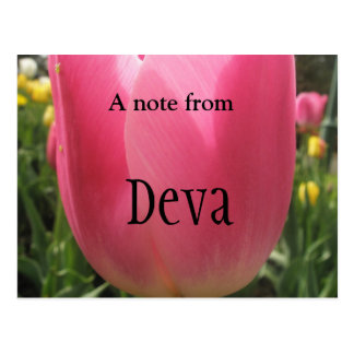 Deva Postcards