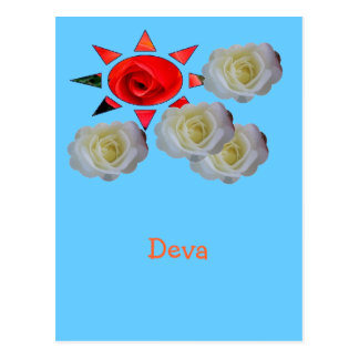 Deva Post Card