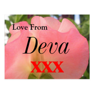 Deva Post Cards