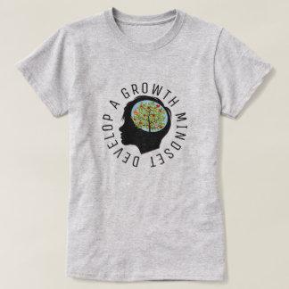 Develop A Growth Mindset Education Reform  light T-Shirt
