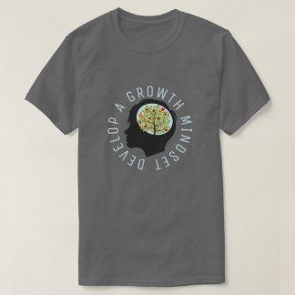 Develop A Growth Mindset Education Reform T-Shirt