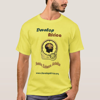 Develop Africa T-Shirt
