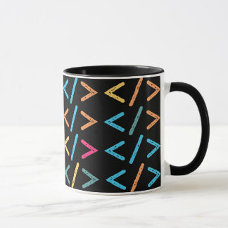 Developer Code Pattern Mug