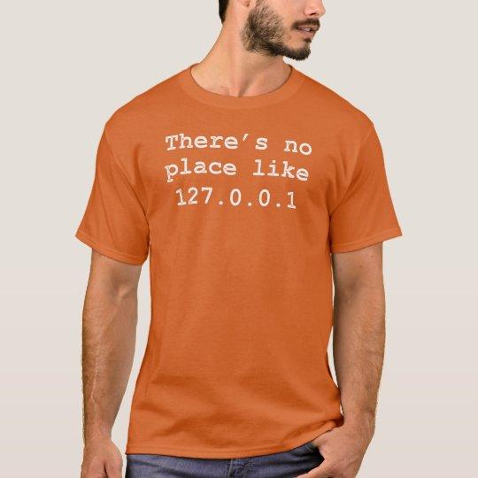 Developer Programmer Home T-Shirt