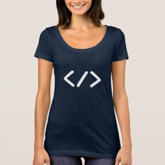 Developer / Women's Next Level Scoop Neck T-Shirt