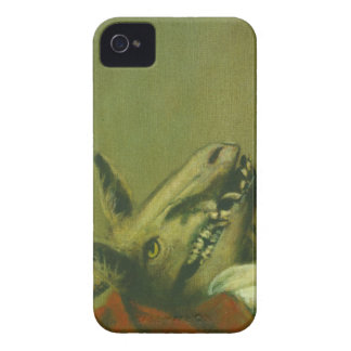 Devil Baby iPhone 4 ID Case