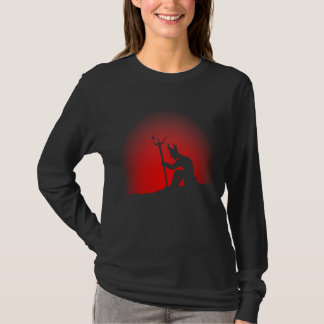 Devil Contemplating T-Shirt