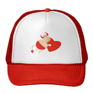 Devil Cupid Tshirts and Gifts Trucker Hats