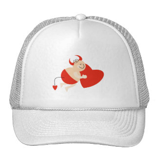 Devil Cupid Tshirts and Gifts Hat