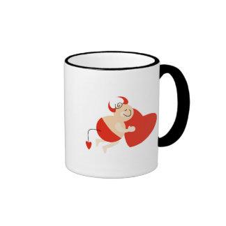 Devil Cupid Tshirts and Gifts Mug