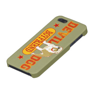 Devil Dog Boyfriend iPhone 5/5S Covers