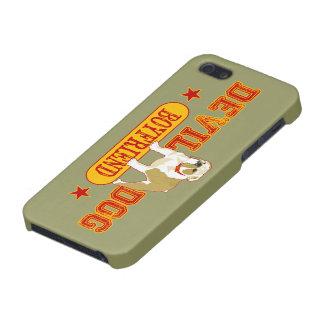 Devil Dog Boyfriend iPhone 5 Covers