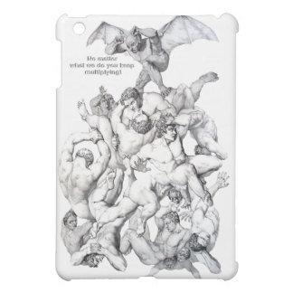 DEVIL IN TROUBLE iPad MINI COVER