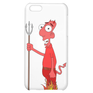 Devil iPhone 5C Cover