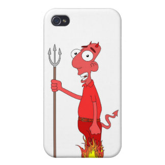 Devil iPhone 4 Cases