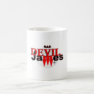 Devil James Coffee Cup