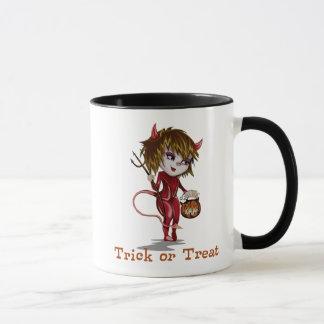 Devil Lady Mug