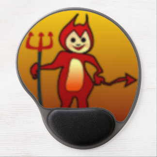 Devil Made Me Do It Gel Mouse Pad
