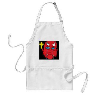 devil misses heaven aprons