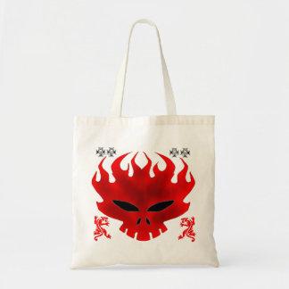 Devil of Halloween - Tote Bag