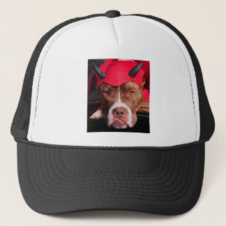 Devil Pit Trucker Hat