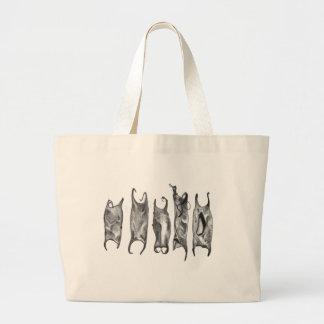 devil purses by stanthos canvas bag