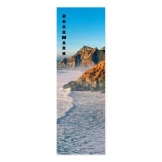 Devil s Slide Bookmark Business Card Templates