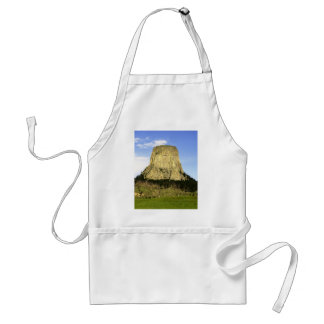 Devil s Tower Wyoming Apron