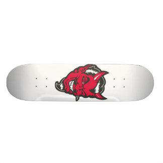 Devil Skate Board Deck