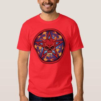 Devil Skull T Shirt