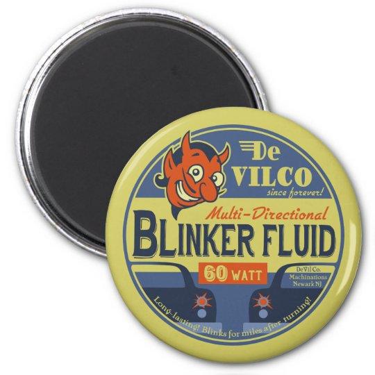 DeVilCo Blinker Fluid Magnet
