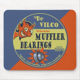 DeVILco Muffler Bearings Mouse Pad