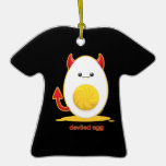 Deviled Egg Christmas Ornament