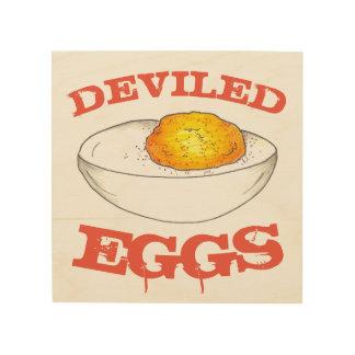 Deviled Egg Kitchen Cooking Picnic Food Decor