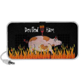 Deviled Ham Travel Speaker