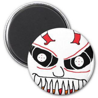 devilish COUSIN 6 Cm Round Magnet