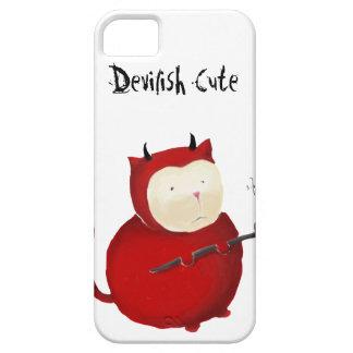 Devilish Cute iPhone 5 Cover
