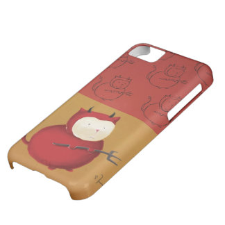 Devilish Cute Cover For iPhone 5C