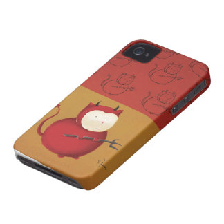 Devilish Cute Case-Mate iPhone 4 Case