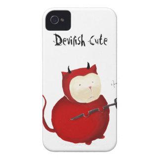 Devilish Cute iPhone 4 Case