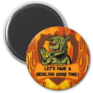 Devilish Good Time Magnets