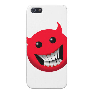 Devilish Smile iPhone 5 Case