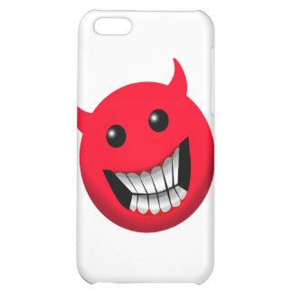 Devilish Smile iPhone 5C Cases