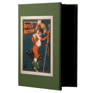 Devil's Auction Woman in Costume Theatre 2 Case For iPad Air