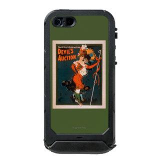 Devil's Auction Woman in Costume Theatre 2 Incipio ATLAS ID™ iPhone 5 Case