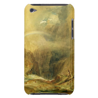 Devil's Bridge, St. Gotthard's Pass, c.1804 (w/c a Barely There iPod Case