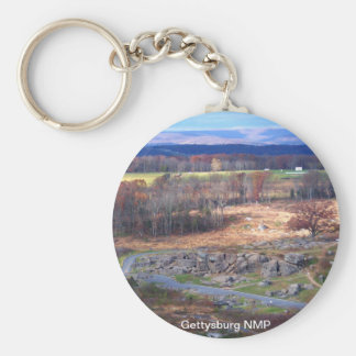 DEVIL'S DEN KEY RING