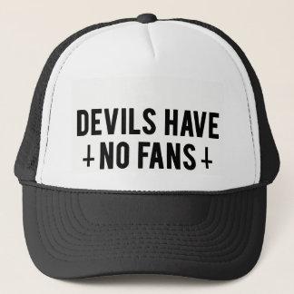 Devils have NO fans - Cap - Truckercap - Snapback